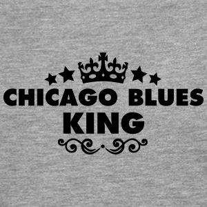 chicago blues king 2015 - Men's Premium Longsleeve Shirt