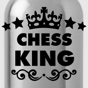 chess king 2015 - Water Bottle