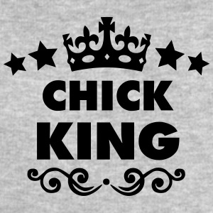 chick king 2015 - Men's Sweatshirt by Stanley & Stella