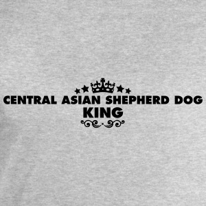 central asian shepherd dog king 2015 - Men's Sweatshirt by Stanley & Stella