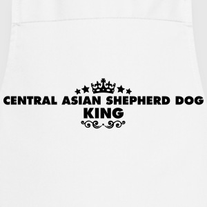 central asian shepherd dog king 2015 - Cooking Apron