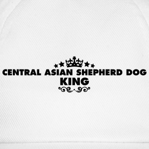 central asian shepherd dog king 2015 - Baseball Cap