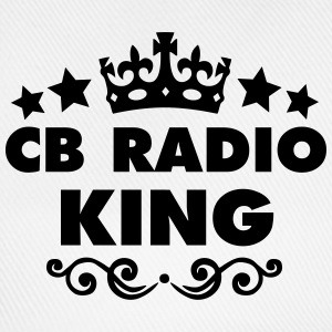 cb radio king 2015 - Baseball Cap