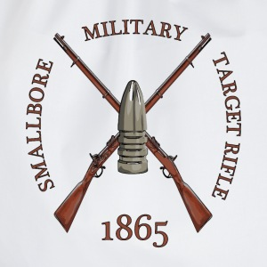 MILITARY TARGET RIFLE T-shirts - Gymnastikpåse