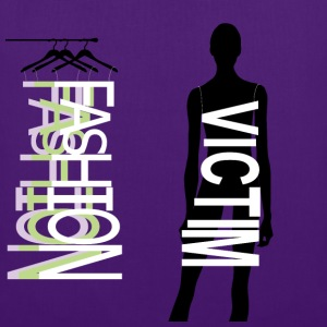 Fashion Victim - Stoffbeutel
