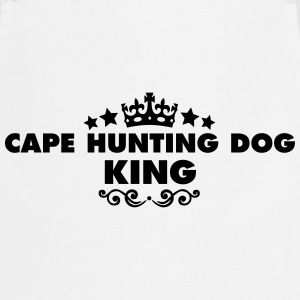 cape hunting dog king 2015 - Cooking Apron