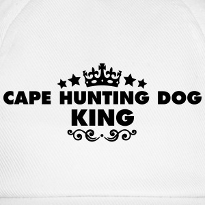 cape hunting dog king 2015 - Baseball Cap
