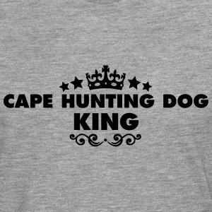cape hunting dog king 2015 - Men's Premium Longsleeve Shirt