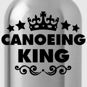 canoeing king 2015 - Water Bottle