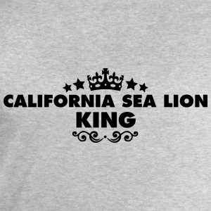 california sea lion king 2015 - Men's Sweatshirt by Stanley & Stella