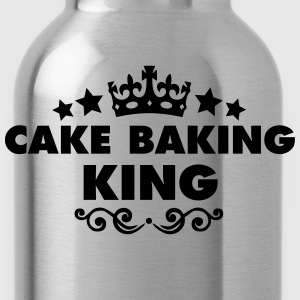 cake baking king 2015 - Water Bottle