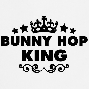 bunny hop king 2015 - Cooking Apron