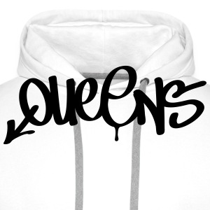 Queens T-Shirts - Men's Premium Hoodie