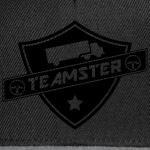 shield teamster Tabliers - Casquette snapback