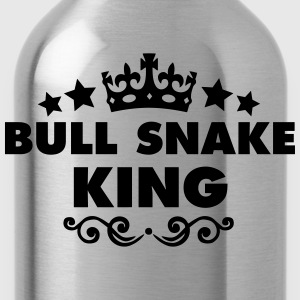 bull snake king 2015 - Water Bottle