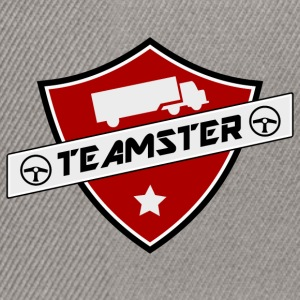 shield teamster Tee shirts - Casquette snapback