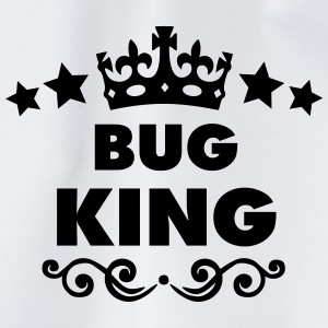 bug king 2015 - Drawstring Bag