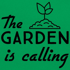 The Garden is Calling T-Shirts - Retro Bag