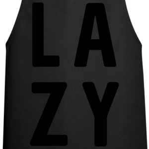 LAZY T-Shirts - Cooking Apron