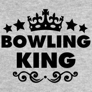 bowling king 2015 - Men's Sweatshirt by Stanley & Stella
