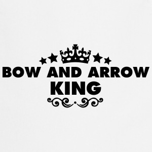 bow and arrow king 2015 - Cooking Apron