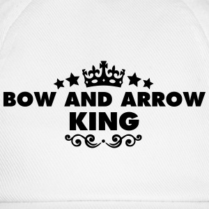 bow and arrow king 2015 - Baseball Cap