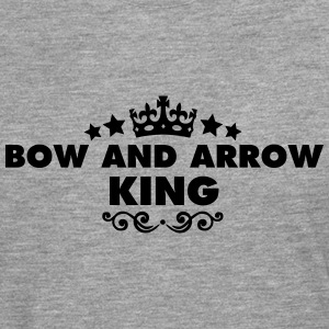 bow and arrow king 2015 - Men's Premium Longsleeve Shirt