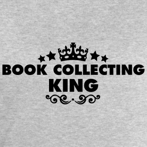 book collecting king 2015 - Men's Sweatshirt by Stanley & Stella