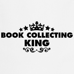 book collecting king 2015 - Cooking Apron