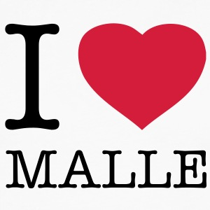 I LOVE MALLE - T-shirt manches longues Premium Homme
