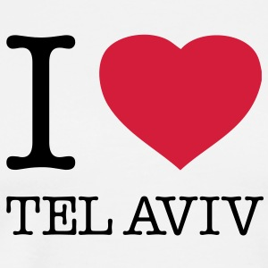 I LOVE TEL AVIV - Men's Premium T-Shirt