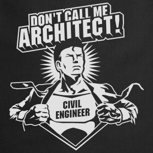 Civil Engineer - the original T-Shirts - Cooking Apron