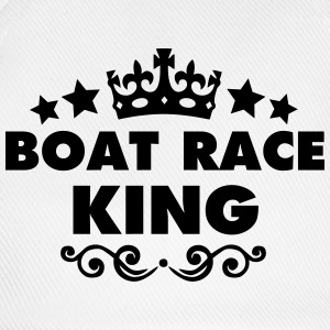boat race king 2015 - Baseball Cap