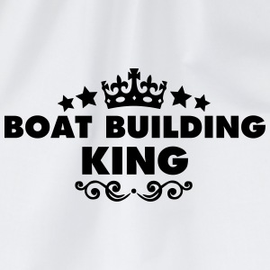 boat building king 2015 - Drawstring Bag