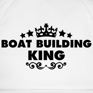 boat building king 2015 - Baseball Cap