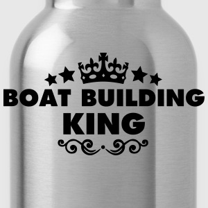 boat building king 2015 - Water Bottle