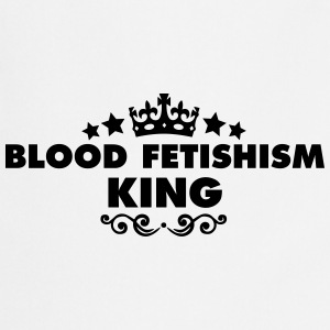 blood fetishism king 2015 - Cooking Apron