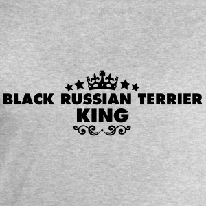black russian terrier king 2015 - Men's Sweatshirt by Stanley & Stella