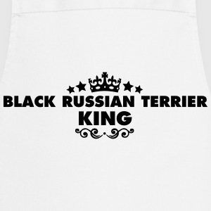 black russian terrier king 2015 - Cooking Apron
