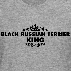 black russian terrier king 2015 - Men's Premium Longsleeve Shirt