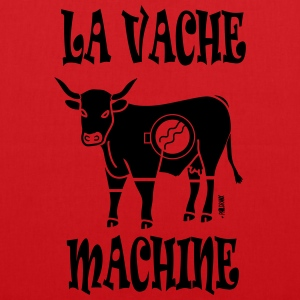 LA VACHE MACHINE - Tote Bag
