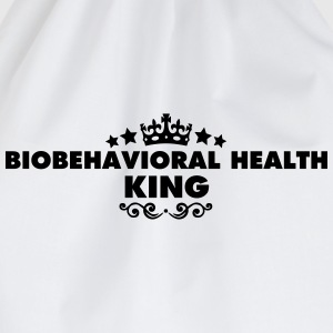 biobehavioral health king 2015 - Drawstring Bag