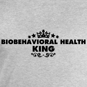 biobehavioral health king 2015 - Men's Sweatshirt by Stanley & Stella