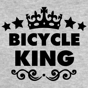 bicycle king 2015 - Men's Sweatshirt by Stanley & Stella