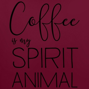 Coffee is my spirit animal T-Shirts - Contrast Colour Hoodie
