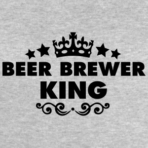 beer brewer king 2015 - Men's Sweatshirt by Stanley & Stella