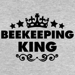 beekeeping king 2015 - Men's Sweatshirt by Stanley & Stella