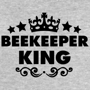 beekeeper king 2015 - Men's Sweatshirt by Stanley & Stella