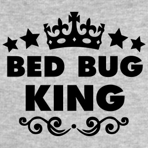 bed bug king 2015 - Men's Sweatshirt by Stanley & Stella