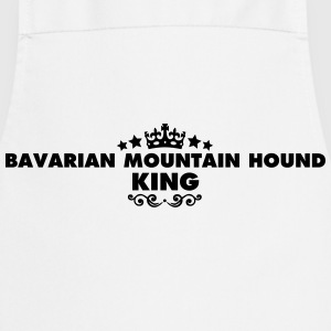 bavarian mountain hound king 2015 - Cooking Apron